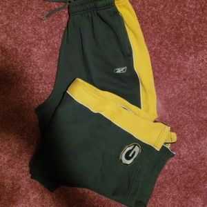 Green bay Packers sweatpants